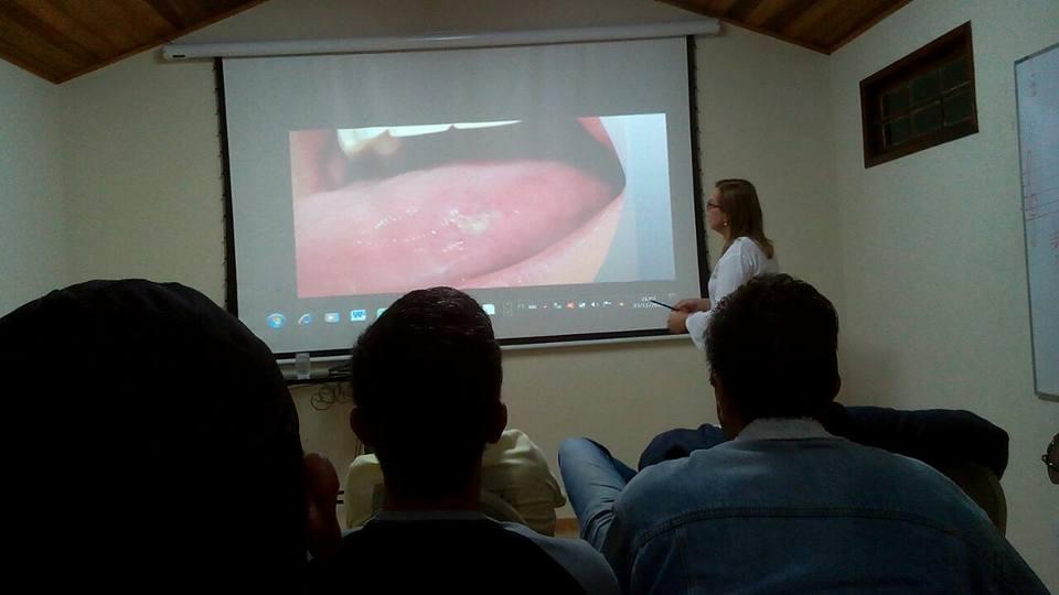 Centro Social promove palestra sobre Saúde Bucal